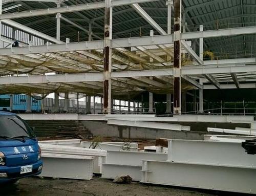 嘉義大埔美智慧型工業區,榮全化工廠房新建工程