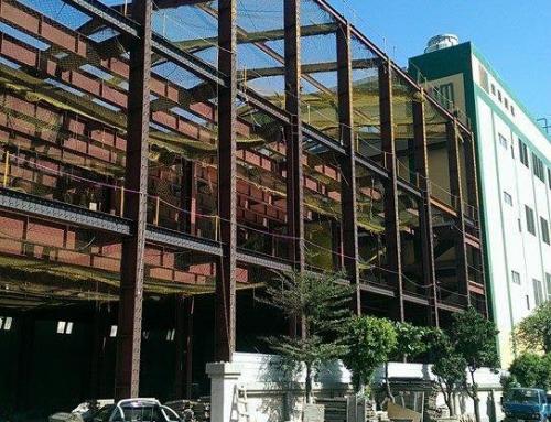 東隆興業,芳苑工業區,廠房新建工程