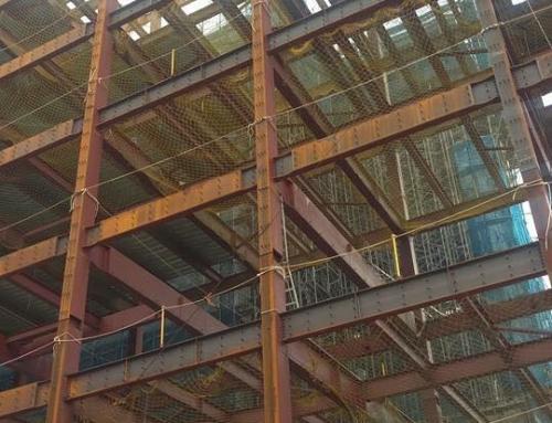 新北市八里區,錡隆工業廠房新建工程
