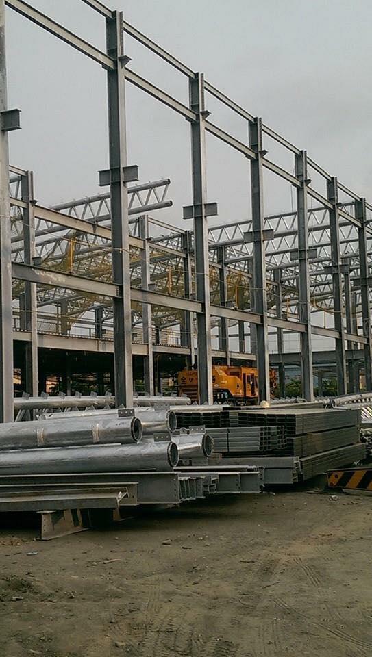 伸焌股份有限公司,彰濱工業區廠房新建工程