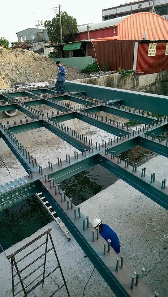 台中市,五光路橋樑工程