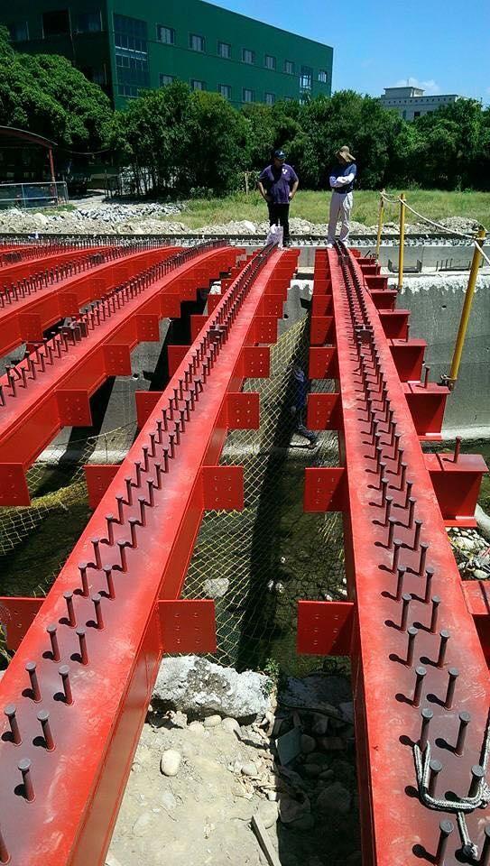 台中市,大富路橋樑工程